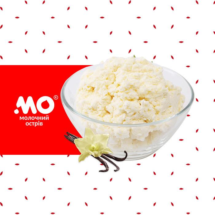 Сиркова маса з ваніллю від Малороганський молочний завод