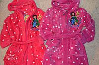 Халат банный  Дисней Феи Динь-Динь для девочек 3-8 лет