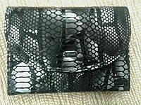 Кожаный кошелек- визитница Desisan,компактный и удобный