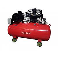 Масляний ремінною компресор Vulkan IBL3080D (5.5 кВт, 840 л/хв, ~3ф, 380 В) (25264)