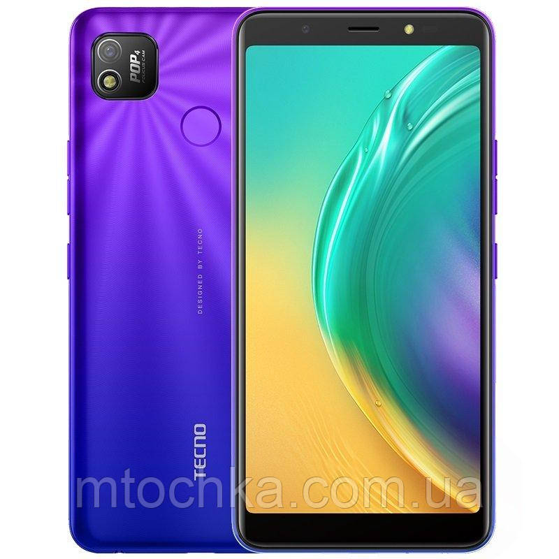 Телефон TECNO POP 4 (BC2) 2/32Gb Dual SIM Dawn Blue