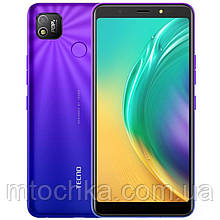 Телефон TECNO POP 4 (BC2с) 2/32Gb Dual SIM Dawn Blue