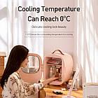 Міні холодильник BASEUS Zero Space Refrigerator PB2422Z-1, білий, фото 8