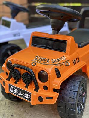 Каталка толокар Синий -  Машинка толокар для ребенка, фото 2