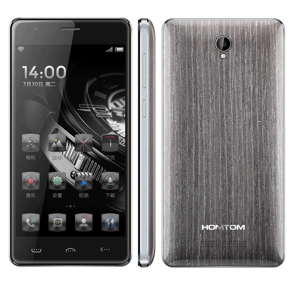 Смартфон HomTom HT5 4250мАч