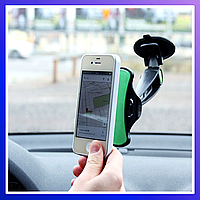 Магнитный держатель для смартфона, навигатора в автомобиль на лобовое стекло GripGo