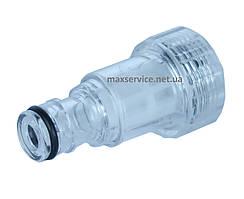 """Фильтр сетчатый грубой очистки с коннектором 1/2"""" к мойкам высокого давления"""