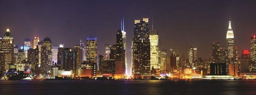 Обігрівач-картина інфрачервоний настінний ТРІО 600W 150 х 60 см, Нью-Йорк