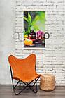 Обігрівач-картина інфрачервоний настінний ТРІО 400W 100 х 57 см, гармонія, фото 3