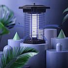 Лампа-уничтожитель насекомых Baseus Pavilion Courtyard ACMWD-TB01, фото 4