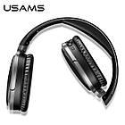 Наушники беспроводные Bluetooth USAMS YN Series US-YN001, черные, фото 3