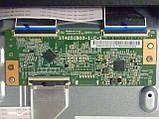 Плати від LЕD ТЕЛЕВІЗОР Bravis LED-43G5000+T2 Black по блоках (матриця розбита)., фото 7