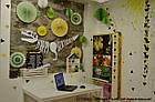 Обогреватель-картина инфракрасный настенный ТРИО 400W 100 х 57 см, лотос, фото 5