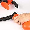 Умный массажный обруч Intelligent Hula Hoop для похудения   Обруч с массажными роликами, фото 3