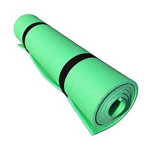 """Коврик для фитнесу Naprolom """"A-8"""" зеленый"""