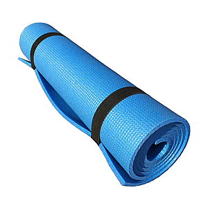"Коврик для фитнесу Naprolom ""A-8""  синий"