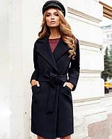 Пальто женское до колен