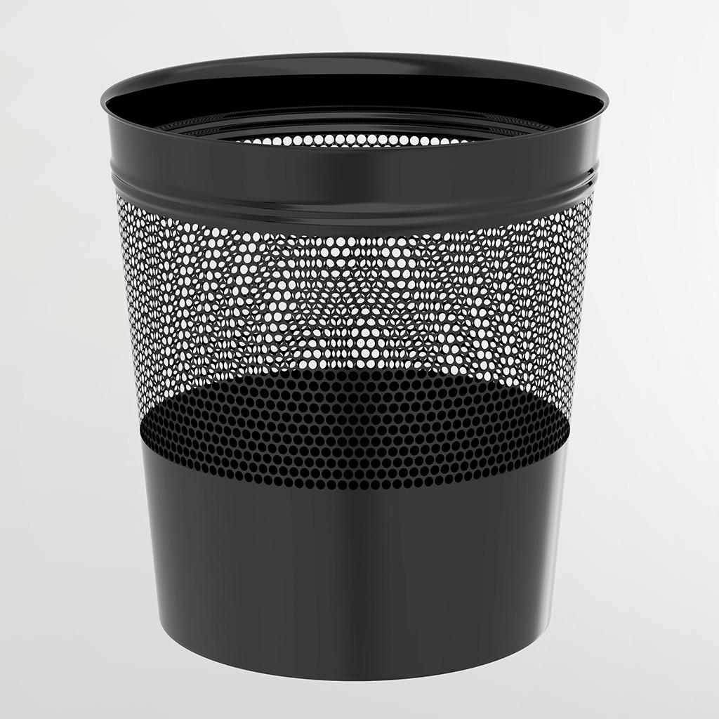 Корзина для мусора офисного типа 13л