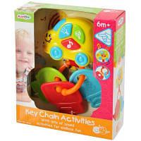 Развивающая игрушка PlayGo Музыкальные ключи (2660)