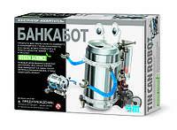 Научный набор Робот-жестянка 4M 00-03270, фото 1