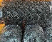 Сетка рабица без покрытия 1,5*35 1,35мм