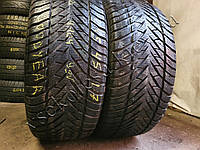 Зимние шины бу 245/45 R17 Goodyear