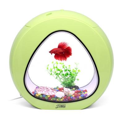 Міні акваріум 3 в 1 SunSun Aquarium YA-01 LED