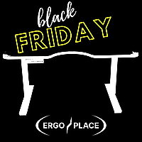 Black Friday в Ergo Place!