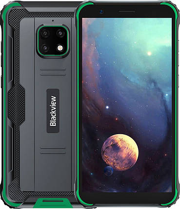 Blackview BV4900 3/32GB Green, фото 2