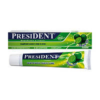Паста зубная детская PresiDENT 6+ Toothpaste Lime 50 мл, арт.708005