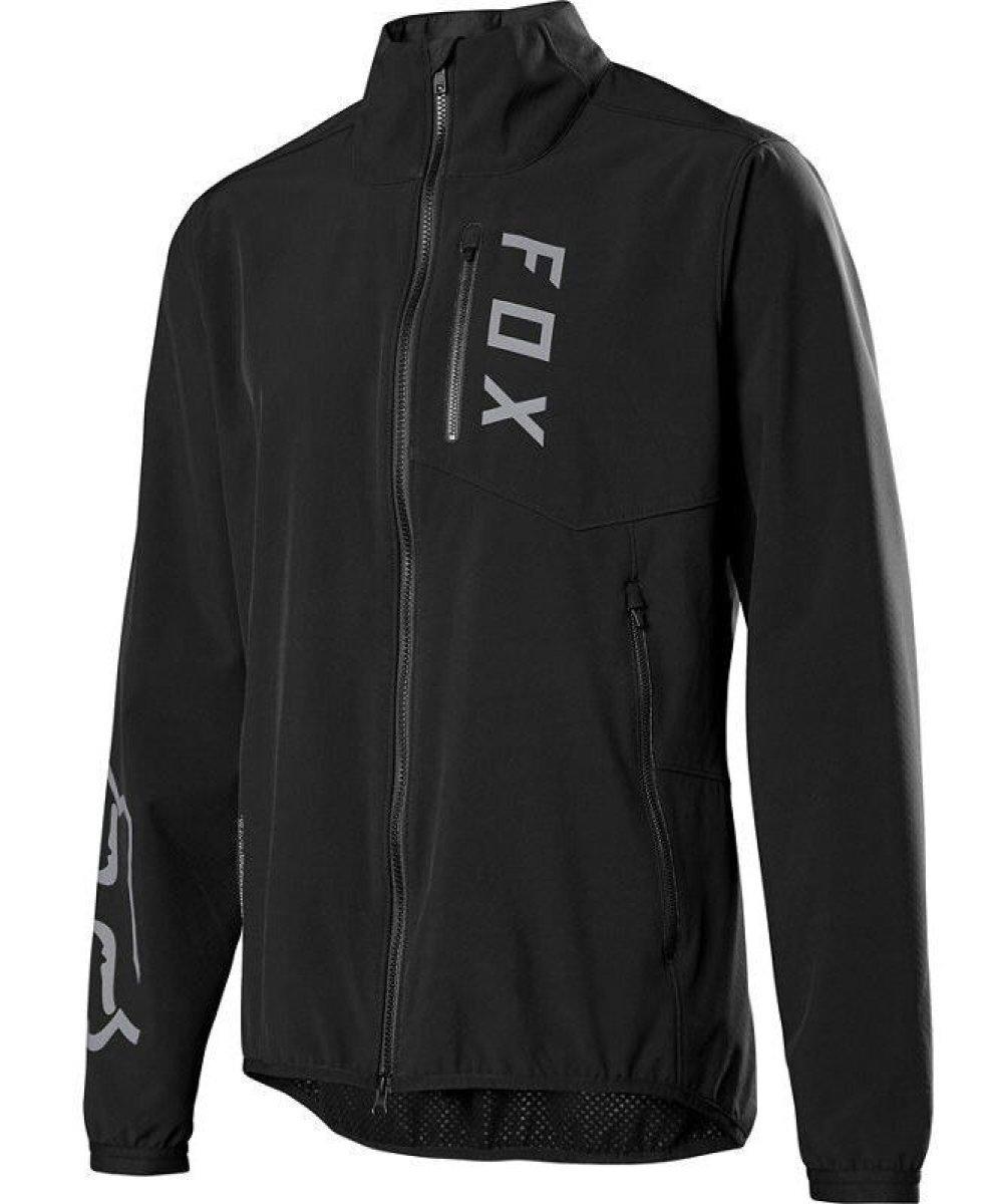 Вело куртка FOX RANGER FIRE JACKET [Black], M