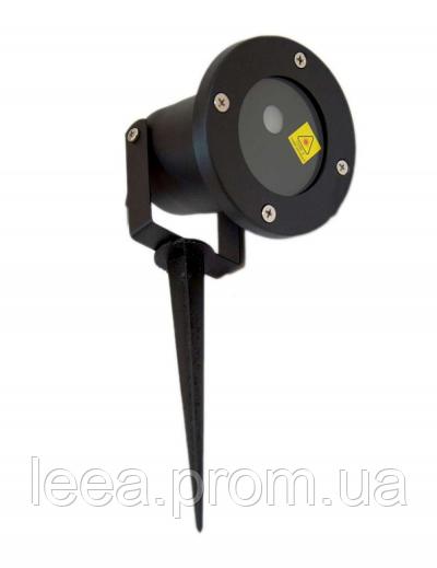 Проектор лазерный Star Shower Metal 66 уличный SKL11-277640