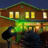 Проектор лазерный Star Shower Metal 66 уличный SKL11-277640, фото 2