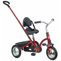 Дитячий велосипед Smoby Зукі, металевий з багажником (740800)