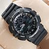Молодежные наручные часы Casio GA-100 Black/White 610