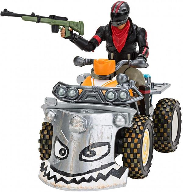 Fortnite Коллекционная фигурка Feature Vehicle Quadcrasher