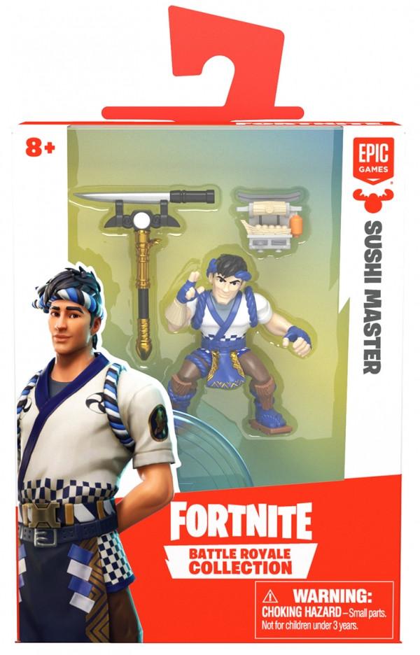 Игровая фигурка Fortnite – Мастер суши