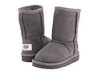 Угги детские UGG Baby Classic Short Grey (угг, оригинал) серые 32