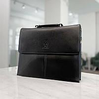 """Сумка деловая мужская кожаная """"Laptop"""", сумка для нетбука и документов, сумка для нетбука из экокожи"""