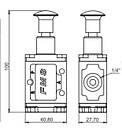 Пневматические клапаны FMS 3200-C-CY, фото 3