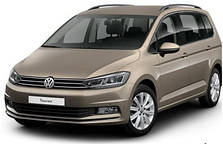 Фаркопы на Volkswagen Touran (с 2015--)