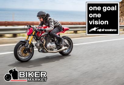 Первый и единственный мотоцикл Alpinestars