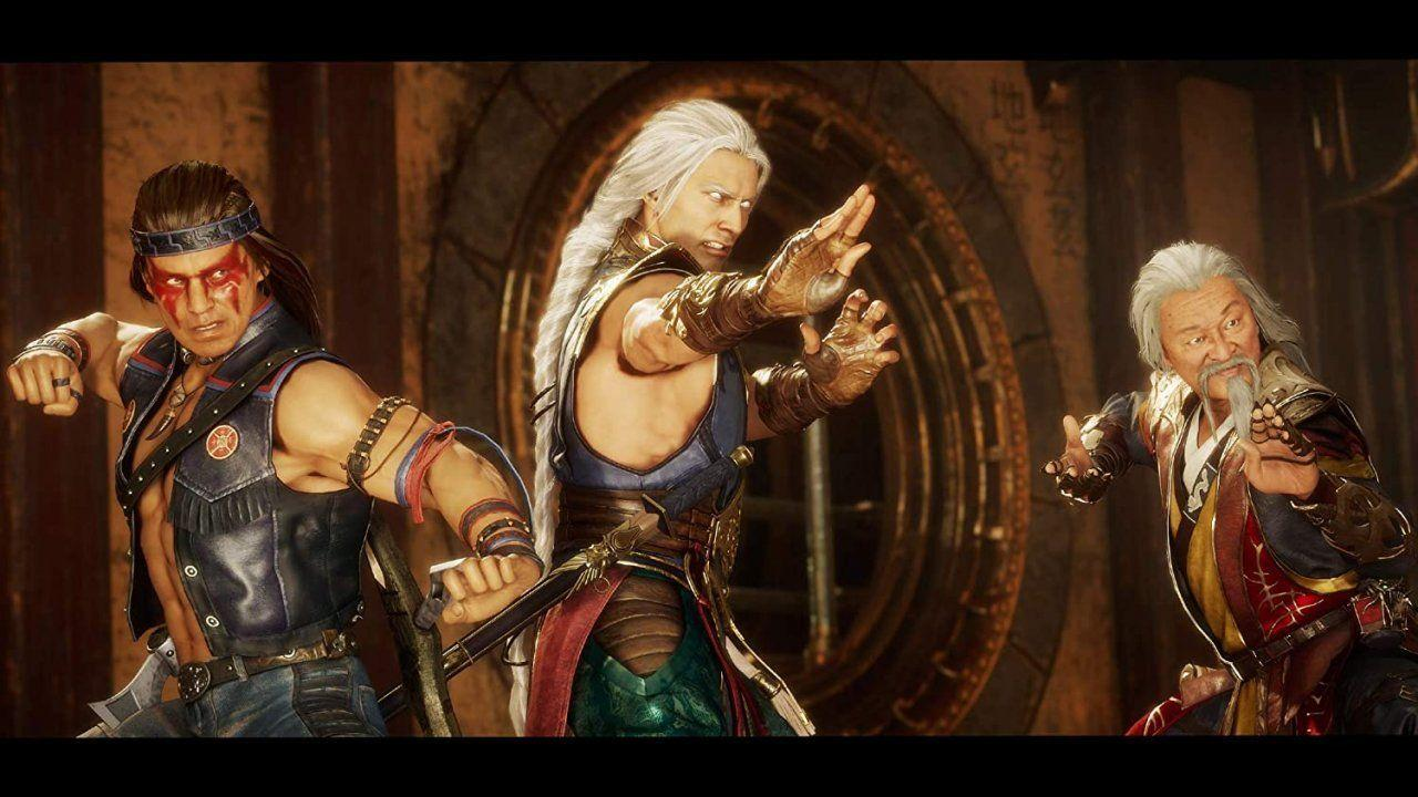 Mortal Kombat 11 Ultimate (російські субтитри) Nintendo Switch 3
