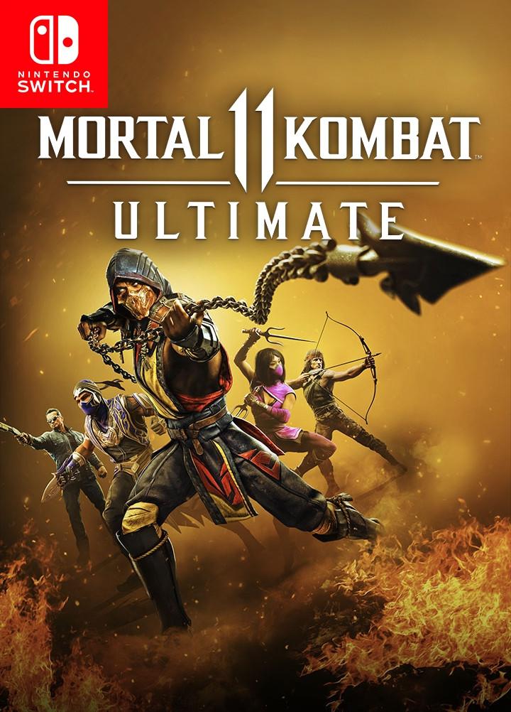 Mortal Kombat 11 Ultimate (російські субтитри) Nintendo Switch