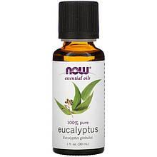 """Эфирное масло эвкалипта NOW Foods, Essential Oils """"Eucalyptus"""" (30 мл)"""