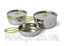 Набір посуду Pinguin Duo L 20/18 SKL35-239554