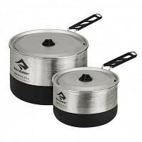 Набір посуду Sea To Summit Sigma Pot Set 2.0 Silver SKL35-254523