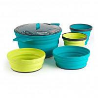 Набір посуду Sea To Summit X-Set 31 Mix Color SKL35-254524