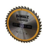 Диск пильный DeWALT, DeWALT DT1955