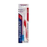 Щітка зубна PresiDENT Active Toothbrush for safe gums, арт.749015